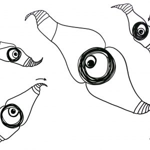 moving eyes - oder was mit augen
